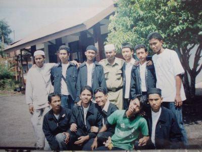 Perpisahan angkatan 2006