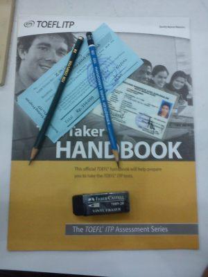 TOEFL ITP Handbook