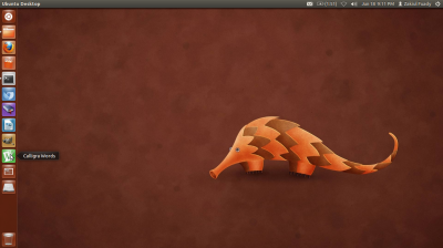 Calligra on desktop